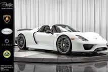 2015 Porsche 918 Spyder Base