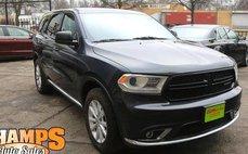 2015 Dodge Durango Special Service