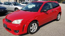 2006 Ford Focus 3dr Cpe ZX3 SES