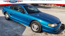 1995 Ford Mustang Base