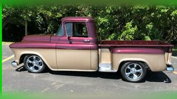 1955 Chevrolet Full Frame-Off Restoration