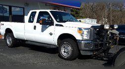 2013 Ford F-350 XL SuperCab Long Bed 4WD