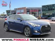 2017 Hyundai Veloster Turbo Base