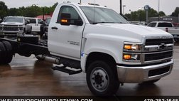 2020 Chevrolet Work Truck Regular Cab Chassis-Cab