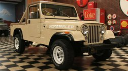 1985 Jeep Scrambler Base