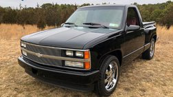 1988 Chevrolet C/K 1500 Reg. Cab 6.5-ft. Bed 4WD