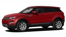 2012 Land Rover Range Rover Evoque Prestige