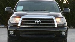 2010 Toyota Sequoia SR5