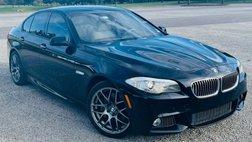 2012 BMW 5 Series 535i