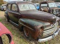 1948 Ford 4-Door Sedan