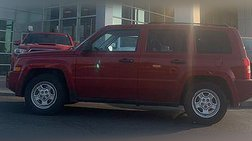 2009 Jeep Patriot Sport