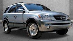 2006 Kia Sorento EX