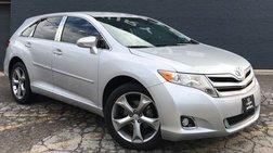 2014 Toyota Venza XLE