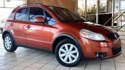 2010 Suzuki SX4 Crossover Base