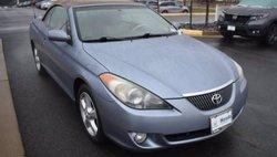 2004 Toyota Camry Solara SLE V6