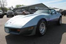 1982 Chevrolet Corvette Base