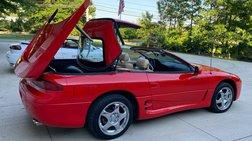 1996 Mitsubishi 3000GT Spyder SL