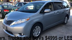 2011 Toyota Sienna 5dr 7-Pass Van V6 XLE AAS FWD (Natl)