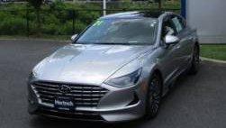2021 Hyundai Sonata Hybrid Limited