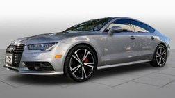 2016 Audi A7 3.0 quattro TDI Premium Plus