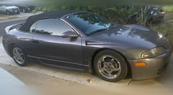 1997 Mitsubishi Eclipse Spyder GS-T Turbo