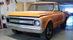 1969 Chevrolet  10