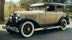1929 Buick 1929 BUICK MASTER SIX MODEL 121