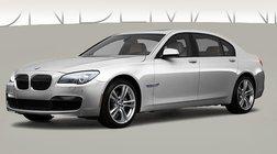 2011 BMW 7 Series 740Li