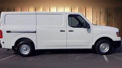 2018 Nissan NV Cargo S Cargo