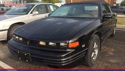 1995 Oldsmobile Cutlass Supreme Base