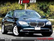 2011 BMW 7 Series 750i