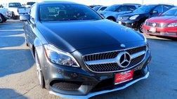 2015 Mercedes-Benz CLS-Class CLS 400 4MATIC