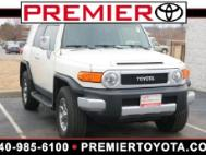 2013 Toyota FJ Cruiser Base