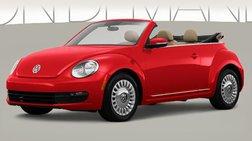 2015 Volkswagen Beetle 1.8T Classic Convertible 2D