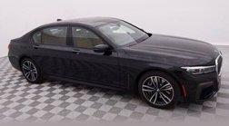 2020 BMW 7 Series 750i xDrive