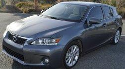 2012 Lexus CT 200h CT200H