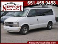 2001 Chevrolet Astro 111