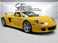 2004 Porsche Carrera GT Base