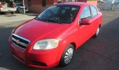 2010 Chevrolet Aveo LT
