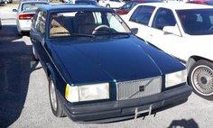 1993 Volvo 940 S