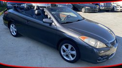 2008 Toyota Camry Solara SLE Convertible 2D