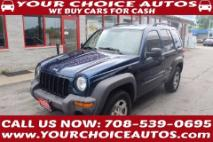 2004 Jeep Liberty Columbia Edition