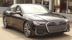 2019 Audi A6 3.0T quattro Premium Plus