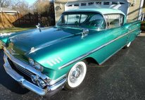 1958 Chevrolet Impala -348 ENGINE - AUTO TRANS - VERY CLEAN -