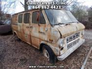 1969 Ford Econoline Cargo Van