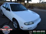 1995 Nissan Altima GLE