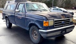 1991 Ford F-150 Reg. Cab Short Bed 2WD