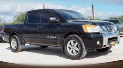 2010 Nissan Titan SE