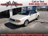 1996 Audi Cabriolet Base
