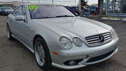 2005 Mercedes-Benz CL-Class CL 55 AMG